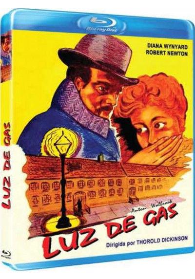 Luz De Gas (Blu-Ray) (Gaslight)
