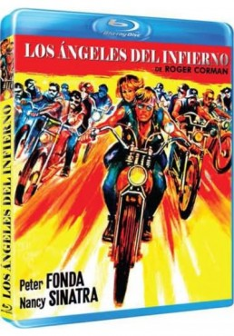 Los Angeles Del Infierno (Blu-Ray) (The Wild Angels)