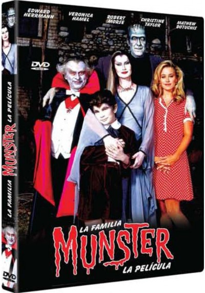 La Familia Munster, La Pelicula (Here Come The Munsters)