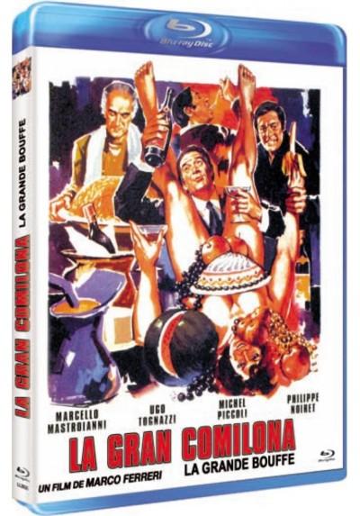 La Gran Comilona (Blu-Ray) (La Grande Bouffe)