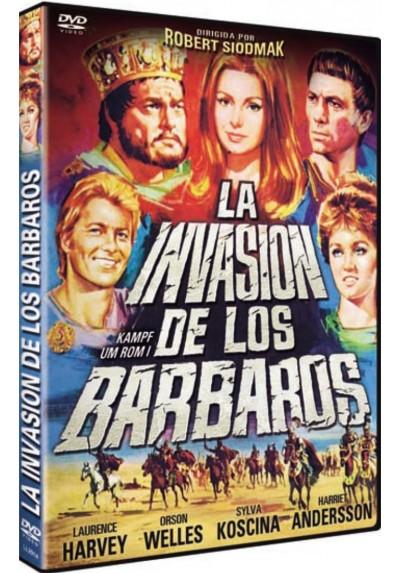 La Invasion De Los Barbaros (Kampf Um Rom I)