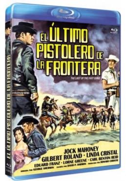 El Ultimo Pistolero De La Frontera (Blu-Ray) (The Last Of The Fast Guns)