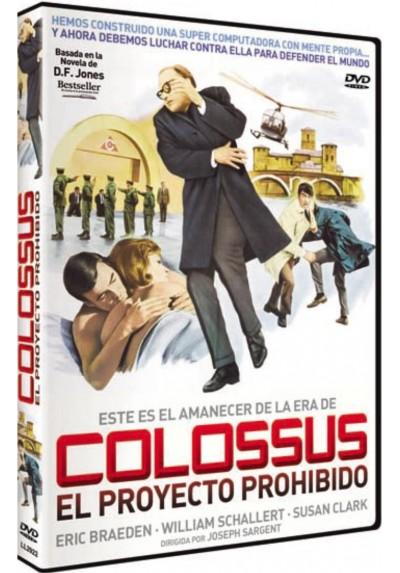 Colossus, El Proyecto Prohibido (Colossus: The Forbin Project)