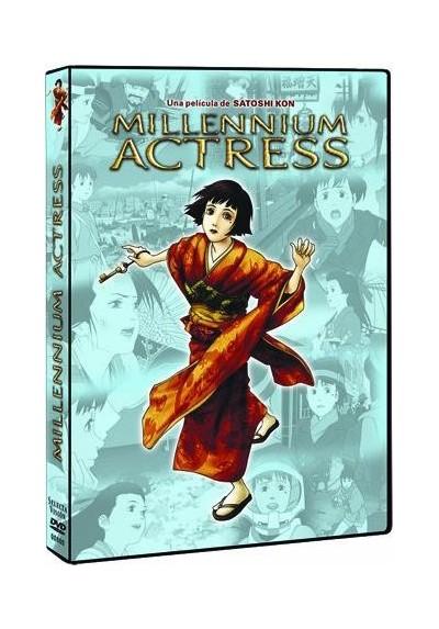 Millennium Actress (Sennen joyu)