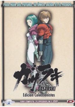 Gasaraki - Serie Completa (Ed. Coleccionista)