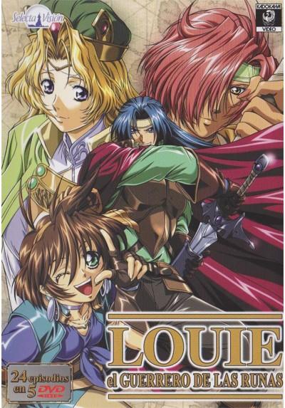 Louie : El Guerrero De Las Runas - Vol. 1