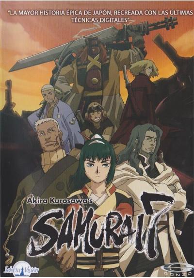 Samurai 7 (Akira Kurosawa´s)
