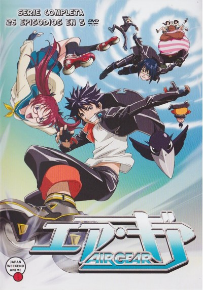 Air Gear - Serie Completa