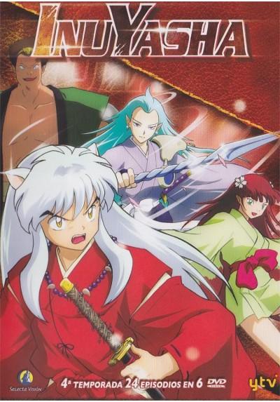 Inu Yasha - 4ª Temporada (Ed. Integral)