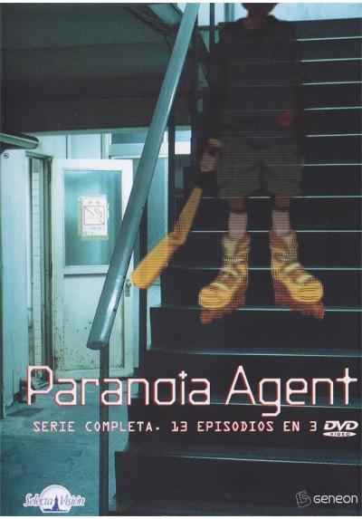 Paranoia Agent - Serie Completa (Ed. Integral)