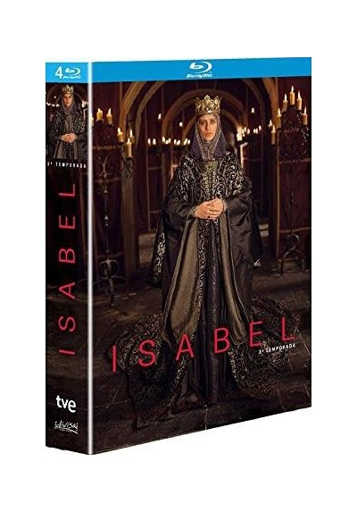 Isabel - 3ª Temporada (Blu-Ray)