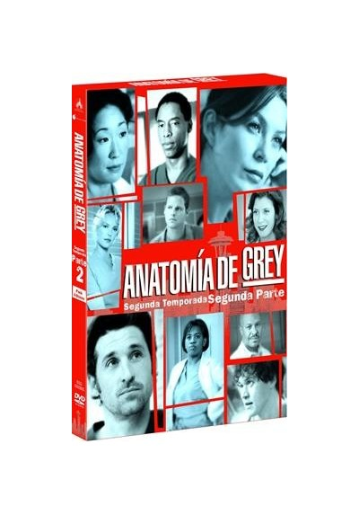 Anatomia De Grey - 2ª Temporada - 2ª Parte (Grey´s Anatomy)