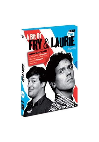 A bit of Fry and Laurie (Un poco de FRY Y LAURIE): 1ª Temporada