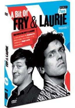 A bit of Fry and Laurie (Un poco de FRY Y LAURIE): 1ª Temporada