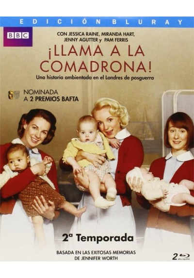 Llama A La Comadrona - 2ª Temporada (Blu-Ray) (Call The Midwife)