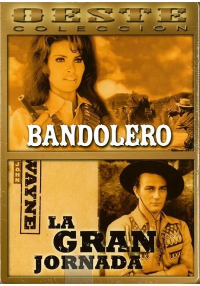 Pack Oeste Colección - Bandolero + La Gran Jornada