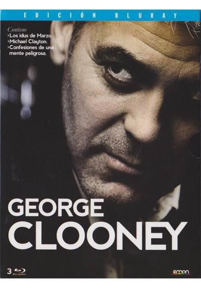 Pack George Clooney - Los Idus de Marzo -  Michael Clayton - Confesiones de una Mente Peligrosa. (Blu-Ray)