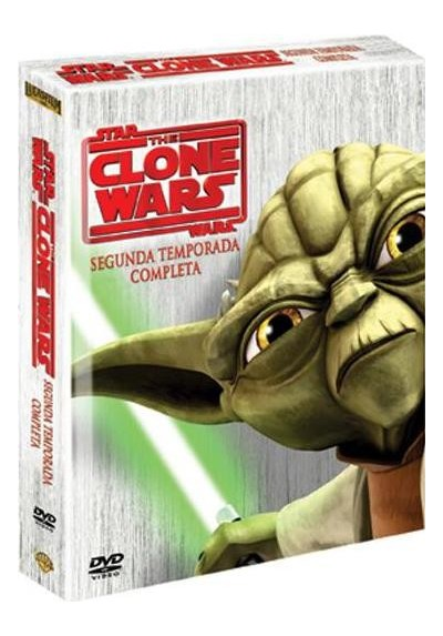 Star Wars : The Clone Wars - 2ª Temporada