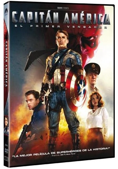 Capitan America : El Primer Vengador (Captain America: The First Avenger)