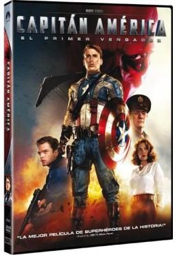 Capitan America : El Primer Vengador (Captain America: The First Avenger)
