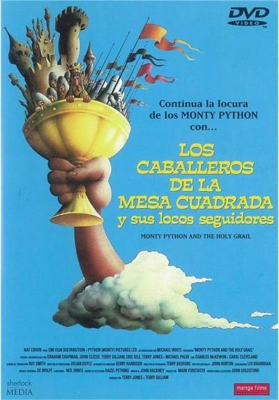 Los Caballeros De La Mesa Cuadrada (Monty Python And The Holy Grail)