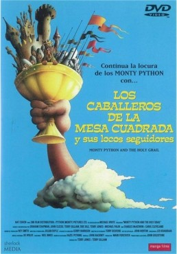 Los Caballeros De La Mesa Cuadrada (Monty Python And The Holy Grail)