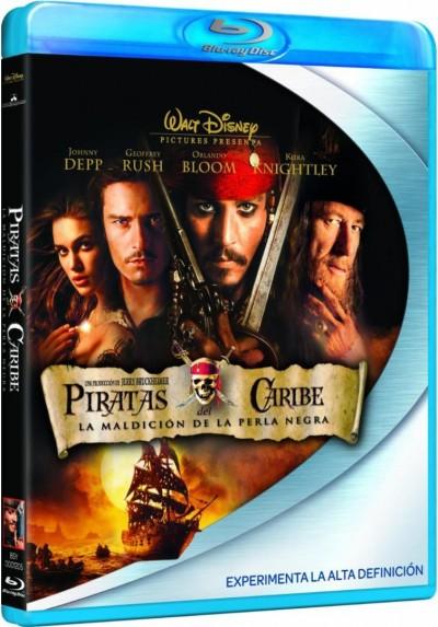 Piratas del Caribe: El Cofre del Hombre Muerto - Blu-ray