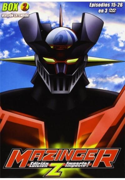 Mazinger Z : Ed. Impacto - Box 2 (Shin Mazinger Shogek Z Hen)