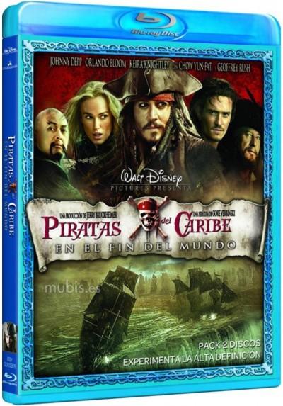 Piratas del Caribe: En el Fin del Mundo - Blu-ray