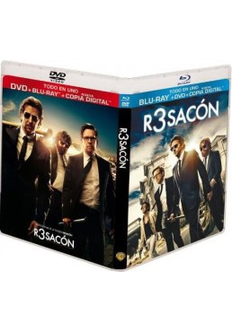 Resacon 3 (Blu-Ray + Dvd + Copia Digital) (The Hangover Part III)