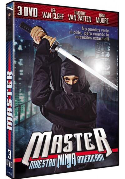 Master - Maestro Ninja Americano