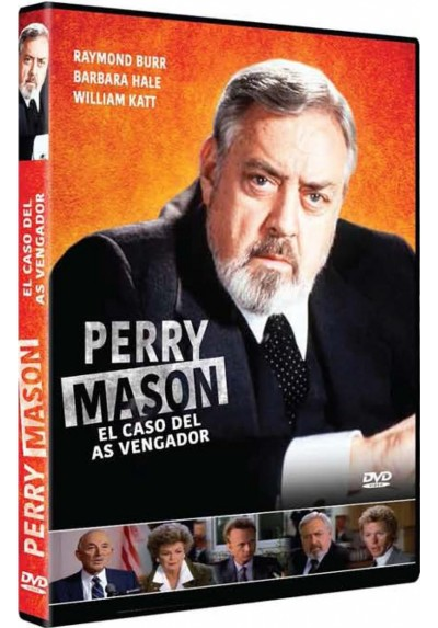 Perry Mason: El Caso del As Vengador (Perry Mason: The Case of the Avenging Ace)