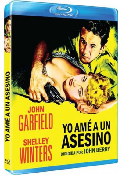 Yo ame a un asesino (Blu-Ray) (He Ran All the Way)