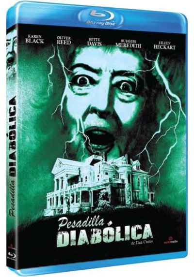 Pesadilla diabolica (Blu-Ray) (DB-R) (Burnt Offerings)