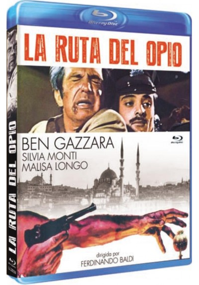 La ruta del opio (Blu-Ray) (Afyon oppio)