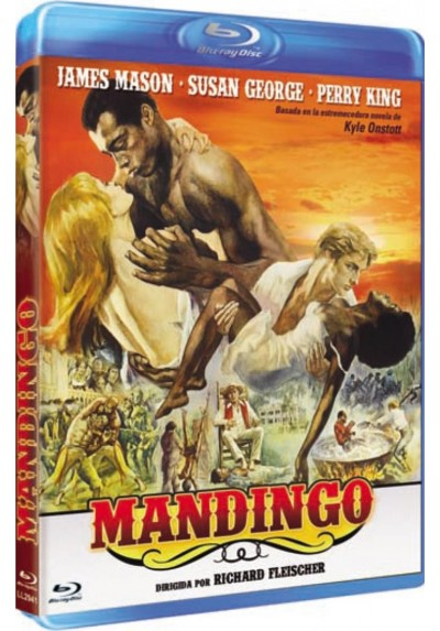 Mandingo (Blu-Ray)