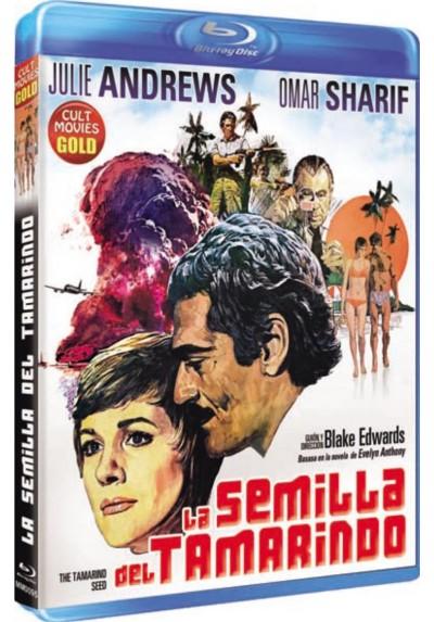 La semilla del tamarindo (Blu-Ray) (The Tamarind Seed)