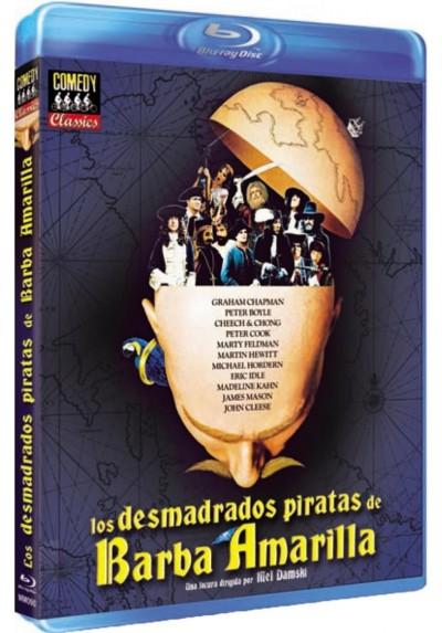 Los desmadrados piratas de Barba Amarilla (Blu-Ray) (Yellowbeard)