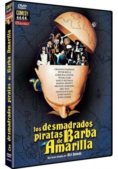 Los desmadrados piratas de Barba Amarilla (Yellowbeard)