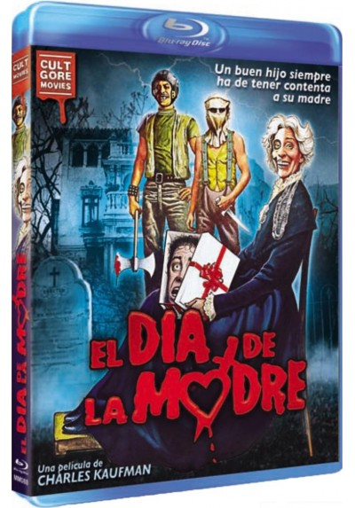 El Dia De La Madre (Blu-Ray) (Mother´s Day)