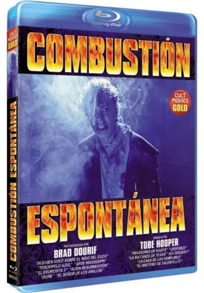 Combustion Espontanea (Blu-Ray) (BD-R) (Spontaneus Combustion)