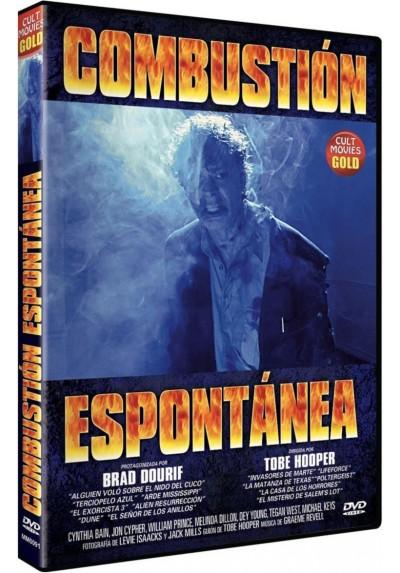 Combustion Espontanea (Spontaneus Combustion)