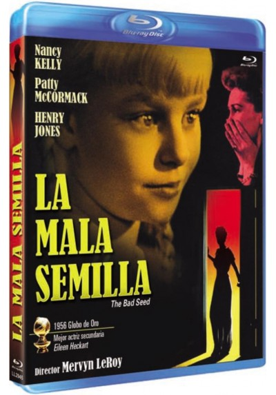 La Mala Semilla (Blu-Ray) (The Bad Seed)