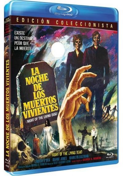 La Noche De Los Muertos Vivientes (1968) Ed.Especial (Blu-Ray) (Night Of The Living Dead)