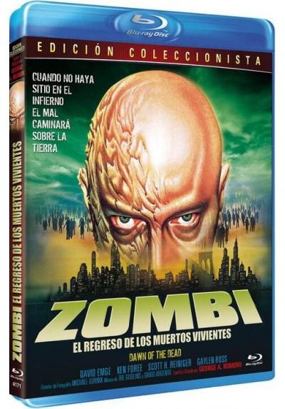 Zombi: El Regreso De Los Muertos (Blu-Ray) Ed.Especial (Zombie: Dawn of the dead)