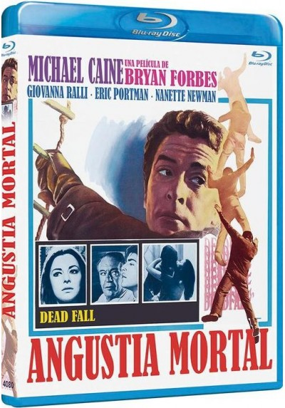Angustia Mortal (Blu-Ray) (Dead Fall)