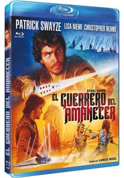 El Guerrero Del Amanecer (Blu-Ray) (Steel Dawn)