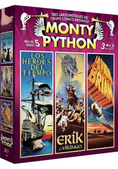 Pack Monty Python (Blu-Ray)