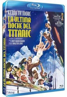 La Última Noche Del Titanic (Blu-Ray) (A Night To Remember)