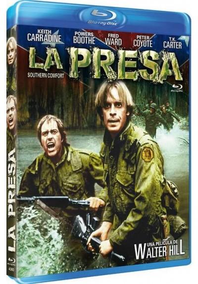 La Presa (Blu-Ray) (Southern Comfort)